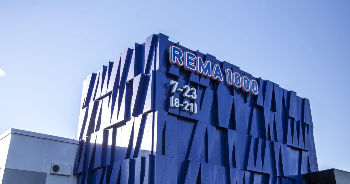 Rema 1000 | Aunasenteret