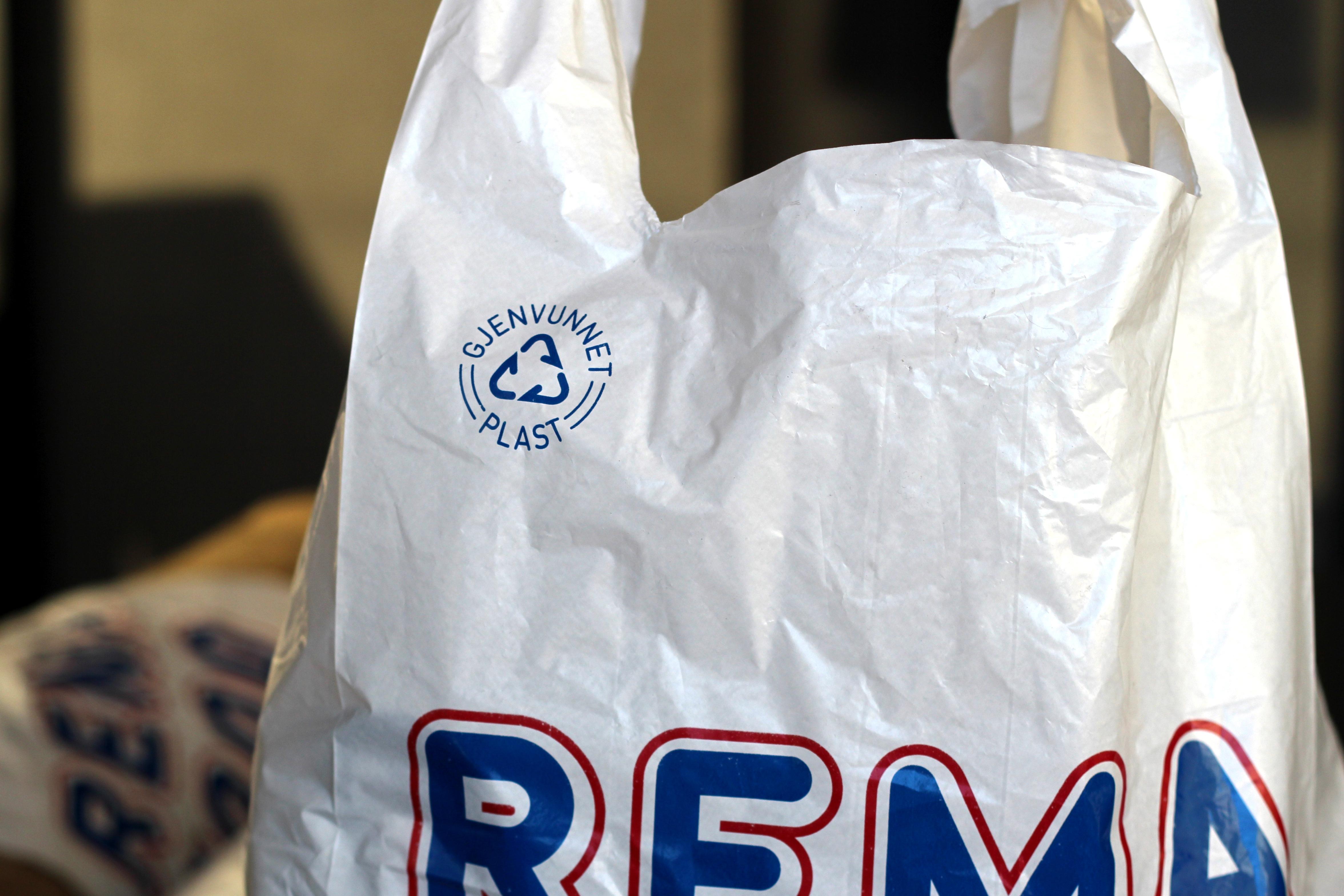 Du må ikke legge den i plastikkpose